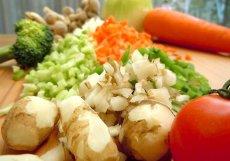 画像4: 無農薬・有機栽培 キクイモ 約2kg (4)
