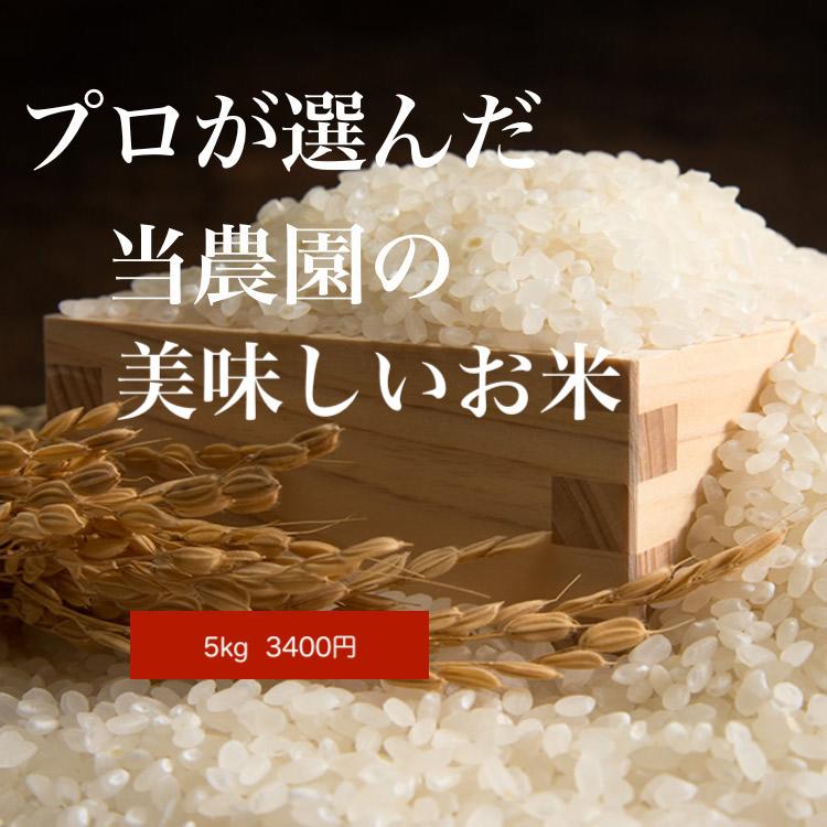 画像1: 令和2年度産 減農薬米 ひのひかり 5kg (1)